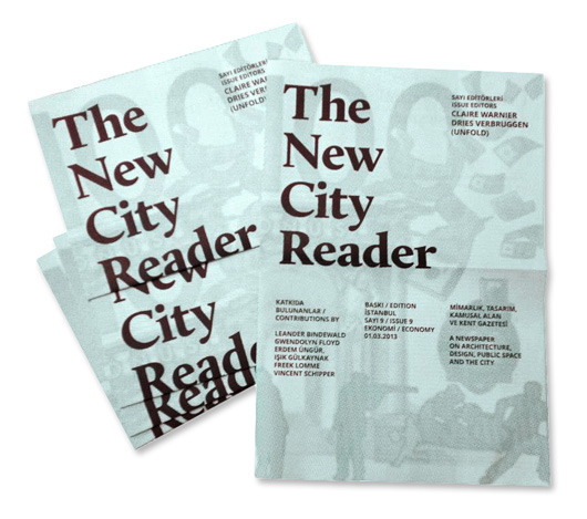 the New City Reader