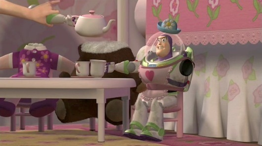 Toy Story teatime