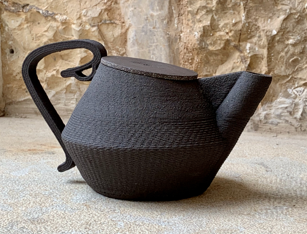 Non planar teapot-by Unfold