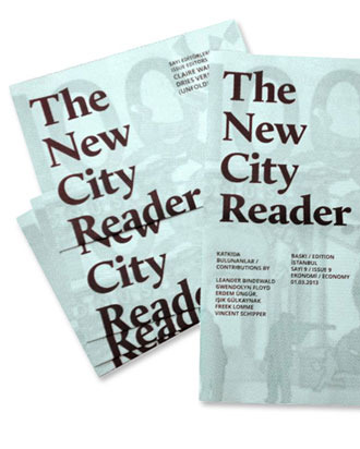 The New City Reader - Economy